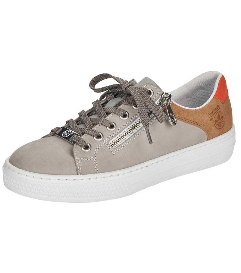 Rieker Lace Casual Shoe