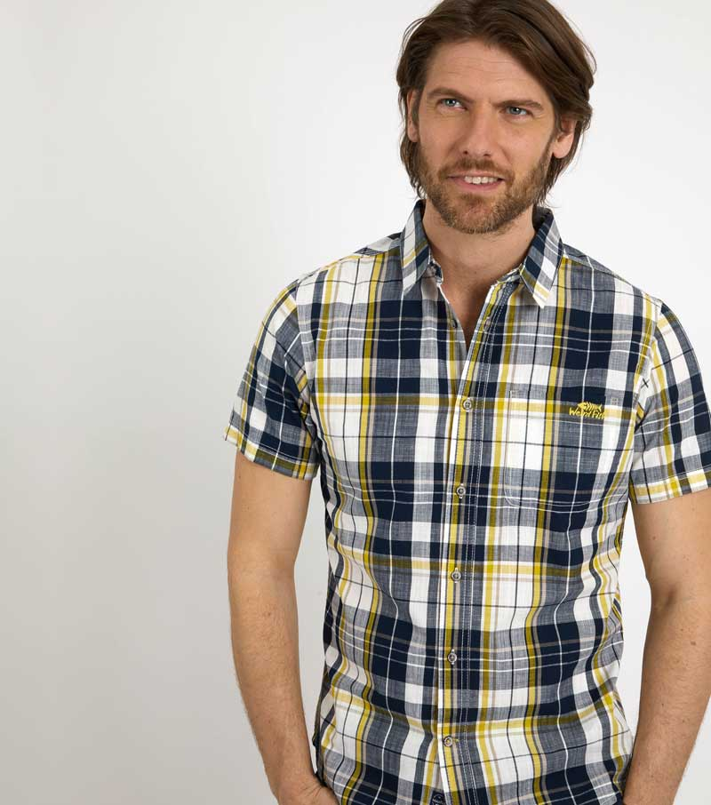 Ennis Check Shirt