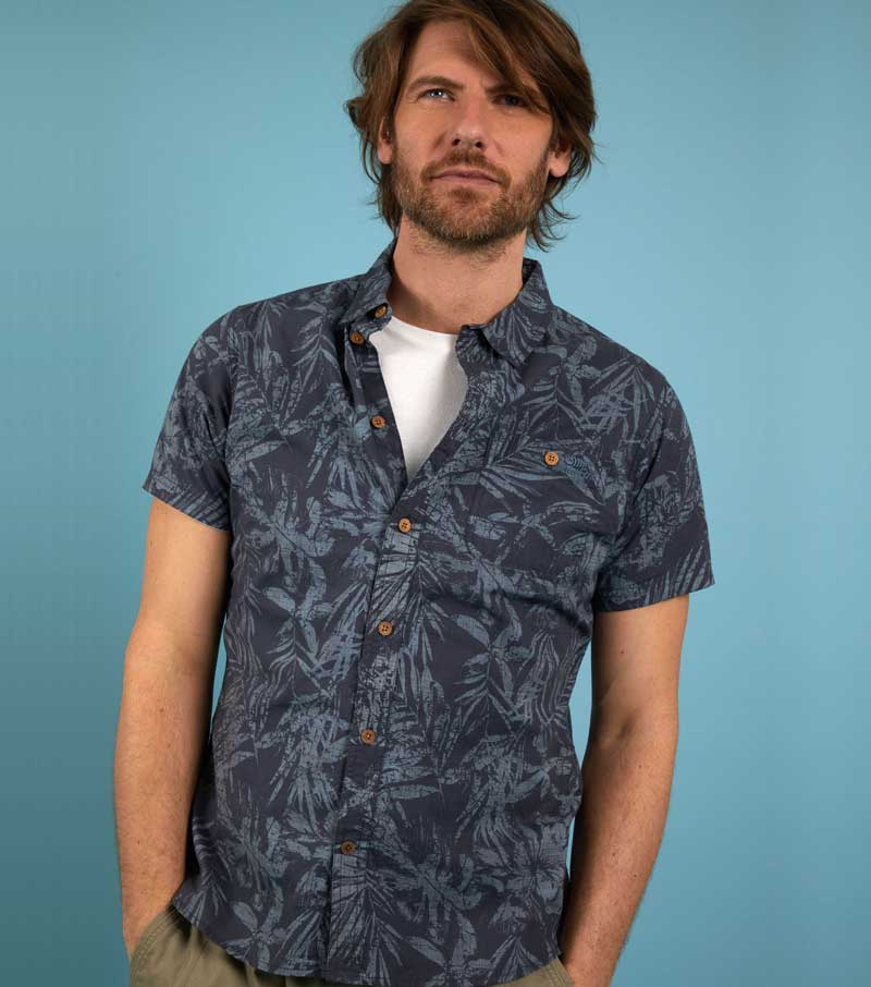 Thomkins Hawaiian Shirt