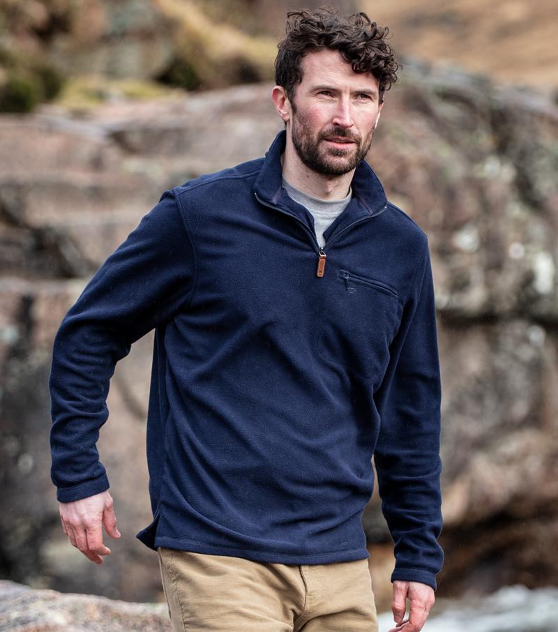 Islander 1/4 Zip Pullover