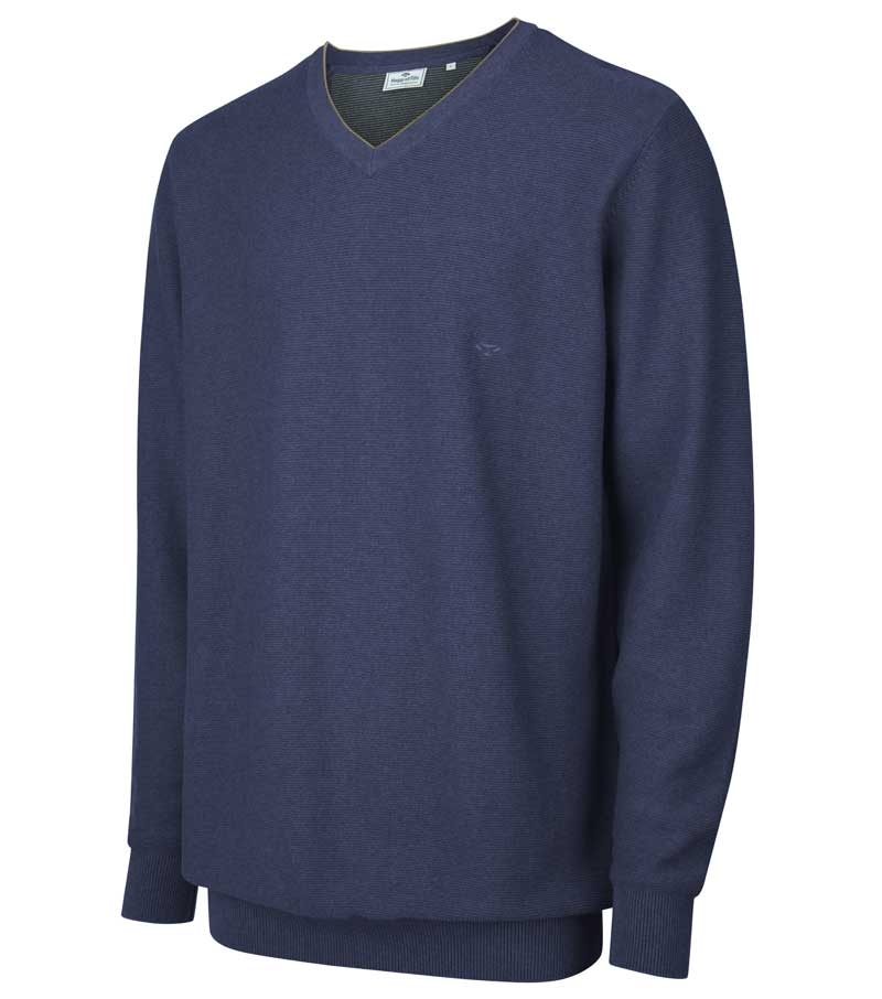 Luffness V-Neck Pullover