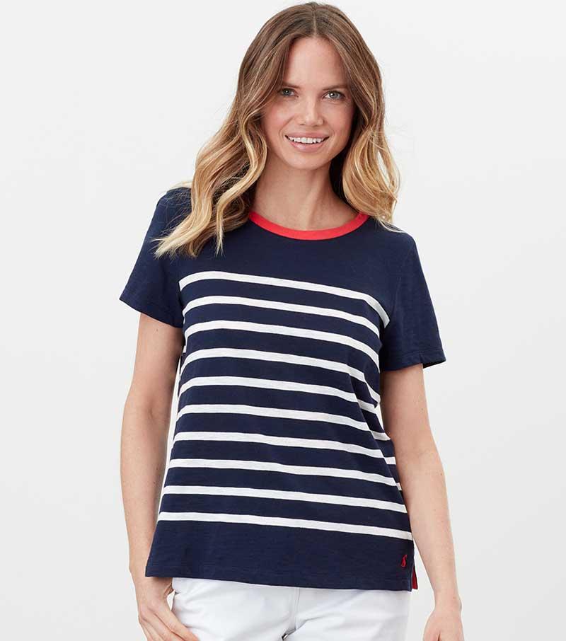 Carley Stripe T-Shirt