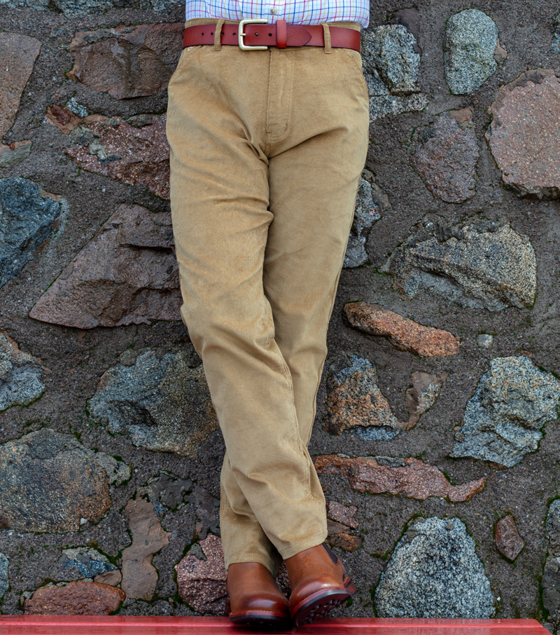 Cairnie Stretch Cord Trousers