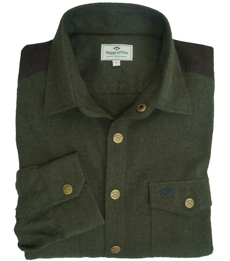 Dunvegan Flannel Shirt