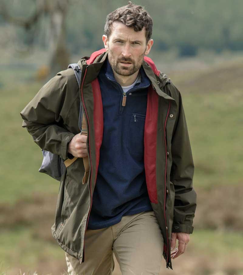 Gleneagles Waterproof Jacket