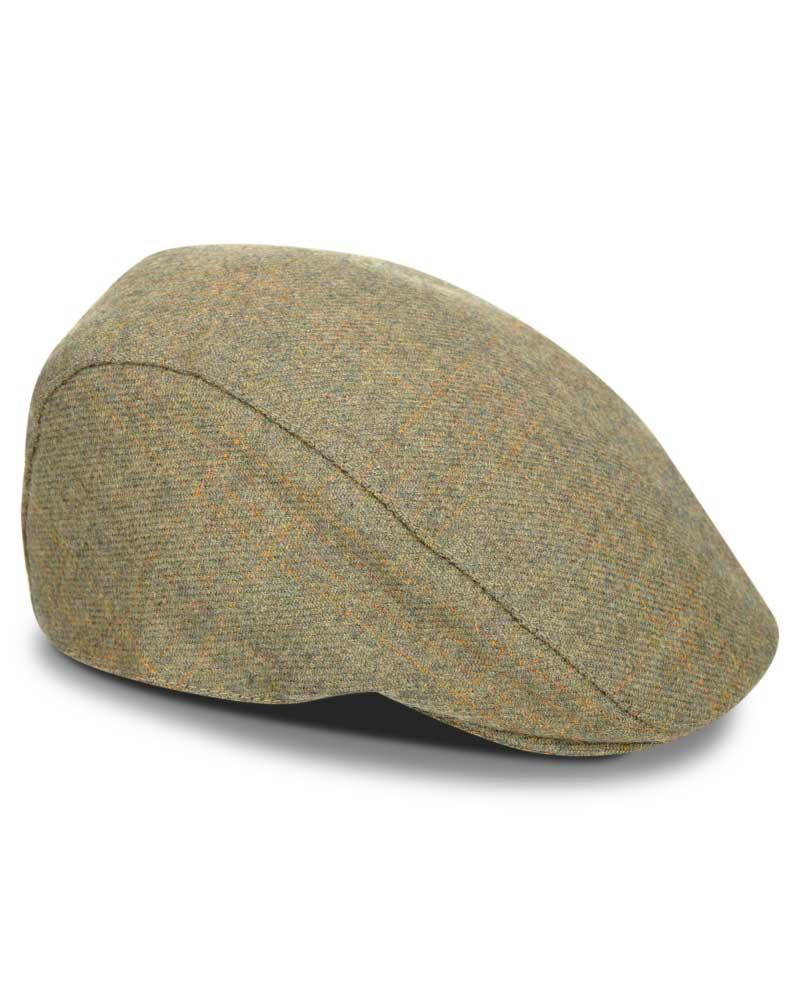 Kinloch Tweed Cap