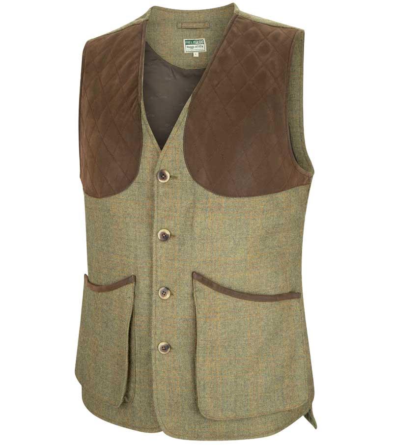 Kinloch Tweed Waistcoat