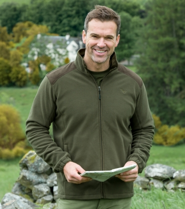 Countryman Waterproof Fleece Jacket