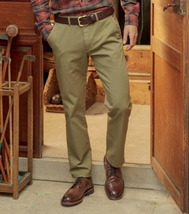 Hawick Canvas Trouser