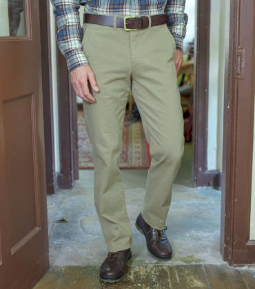 Selkirk Stretch Trouser