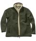 Sherpa Fleece Jacket Navy