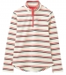 Fairdale Sweater Cream/Blue /Pink Stripe