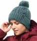 Stormlock Pompom Cap North Atlantic