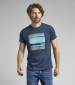 Bones T-Shirt Navy Marl
