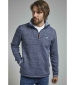 Beaufort 1/4 Zip Soft Fleece Pewter