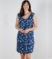 Pippa Dress Navy