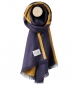 Luxton Scarf French Navy