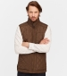 Halesworth Gilet Country Brown