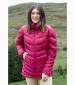 Selenium Bay Jacket Dark Ruby
