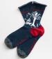 Festive Feet Socks Enchanted Forest