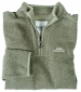 Stowe 1/4 Zip Soft Fleece Taupe Grey