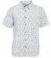 Elm Short Sleeve Shirt Marshmallow