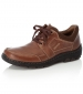 Lace Up Casual Shoe Brown