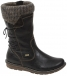 Fleecy Lined Winter Boot Asphalt