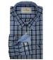 Plaid Check Shirt Blue