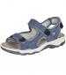 Trek Backstrap Sandal Navy/ Grey