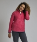 Beyonce 1/4 Zip Fleece Pink