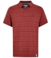 Baskin Jacquard Polo Retro Red