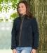 Sarah Fleece Jacket Navy