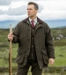 Harewood 100% Wool Coat