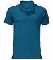 Travel Polo Shirt Glacier Blue