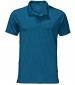 Travel Polo Shirt Glacier Blue