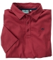 Crail Supersoft Cotton Polo Shirt Rum Raisin