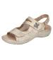 Flower Sandal Light Blue