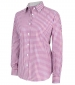 Becky II Shirt Violet/ Cerise Check