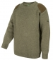Junior Melrose Pullover Marl Green
