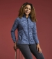 Adele Fleece Storm Blue