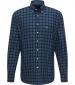 Flannel Shirt Blue