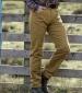 Stretch Moleskin Jeans Dark Olive