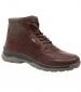 Kinloch Waterproof Boot Mahogany Brown