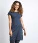 Viola Dress Navy