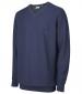 Luffness V-Neck Pullover Indigo