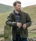 Ravenscraig Waterproof Fleece Fen Green